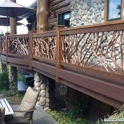 Front Porch Railings Options Designs And Installation Tips Porch Railing Front Porch Railings Deck Railings