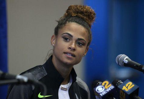 Sydney McLaughlin's dad calls her Rio run 'unreal'   Politi
