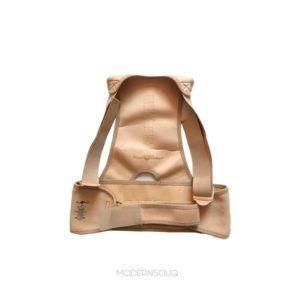 مشد الظهر الطبي الأصلي Leather Leather Backpack Bags