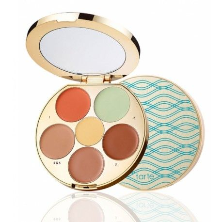tarte limited-edition wipeout color-correcting palette