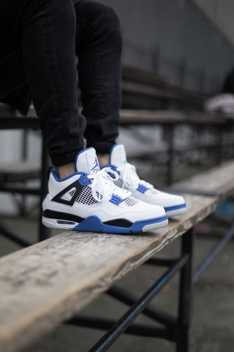 73878703c18 Air Jordan 4 'Motorsport' - EU Kicks: Sneaker Magazine