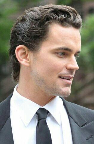 Brunette Hair Color Matt Bomer Matt Bomer Classic Haircut Celebrities Male