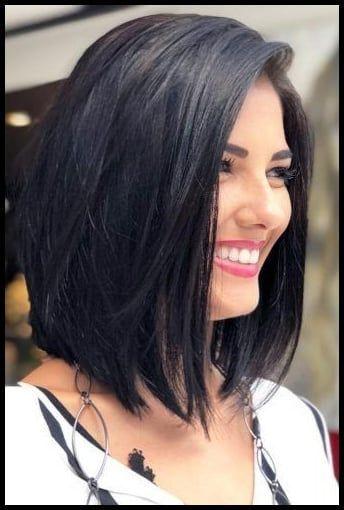 37 Susse Lange Bob Haarschnitte Fur Schone Frauen 2018 Schon Neue Frisuren Thick Hair Styles Medium Length Hair Styles Hair Styles