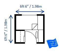 A tiny single bedroom 6 5ft x 6 5ft which would fit in a single bed  small  wardrobe and desk but would be very cramped  and doesn t meet building c A tiny single bedroom 6 5ft x 6 5ft which would fit in a single  . Minimum Bedroom Size Building Code Australia. Home Design Ideas