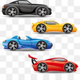 Transport Png And Psd Free Download Sports Car Truck Cartoon Transportation Vehicle Design Vector Material Vehicle Design Car Cartoon Car