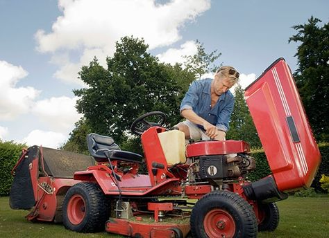 21 Quick Home Fixes For May Home Fix Lawn Mower Repair Lawn Mower
