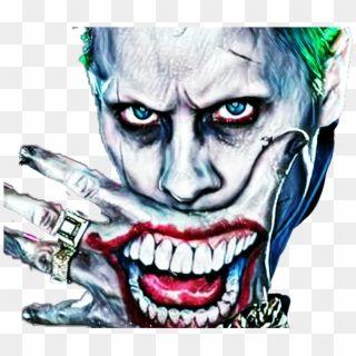 Joker Sticker By Dart Picsart Joker Face Png Transparent Png Joker Smile Hand Tattoo Joker Smile Hand Tattoos