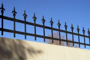 Decorative Wrought Iron Fence Toppers Fence Toppers Security Fence Iron Fence