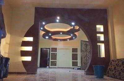 Latest Pop Arches Designs For Living Rooms Pop Design For Hall Walls 2019 Modern Home Interior Design Living Room Designs Ceiling Design