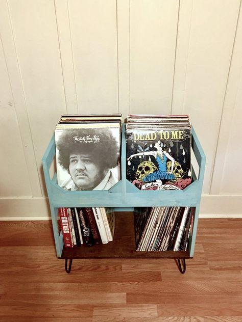 Verhoog Uw Ruimte Deluxe Vinyl Record Opslag Vinyl Opslag Platenopslag En Opslag