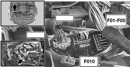 bmw 6 series (e63, e64) (2004 - 2010) - fuse box diagram - auto genius    fuse box, bmw, bmw 5 series  pinterest