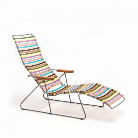 Die Click Sonnenliege Von Houe Gunstig Online Kaufen Bei Desigano Com Sonnenliege Gartenstuhle Schaukelliege