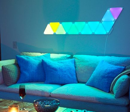 Panel Led Inteligente Aurora Nanoleaf Leroy Merlin In 2019