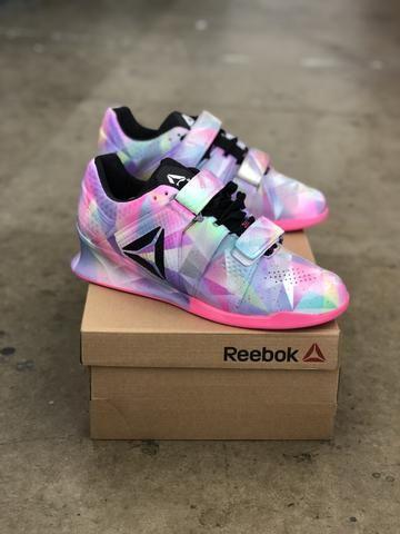 Custom Pastel Prism Reebok Legacy