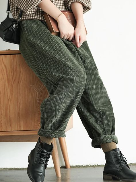2020 🌟Uoozee Look🌟 – uoozee Indie Outfits, Retro Outfits, Cute Vintage Outfits, Aesthetic Fashion, Aesthetic Clothes, Fashion Pants, Fashion Outfits, Queer Fashion, Trendy Fashion