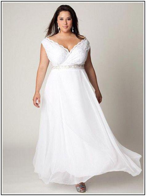24467414670 cutethickgirls.com plus size casual wedding dresses (05)  plussizedresses