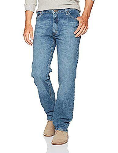 77014e42 Wrangler Authentics Men's Classic 5-Pocket Regular Fit Jean,Vintage Blue  Flex,42x34 | Shops | Jeans fit, Wrangler jeans ve Jeans
