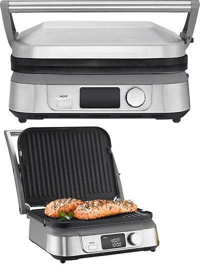 Burners And Hot Plates 177751 Cuisinart Griddler Five Electric