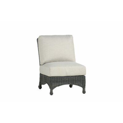 Summer Classics Regent Patio Chair With Cushions Fabric Color