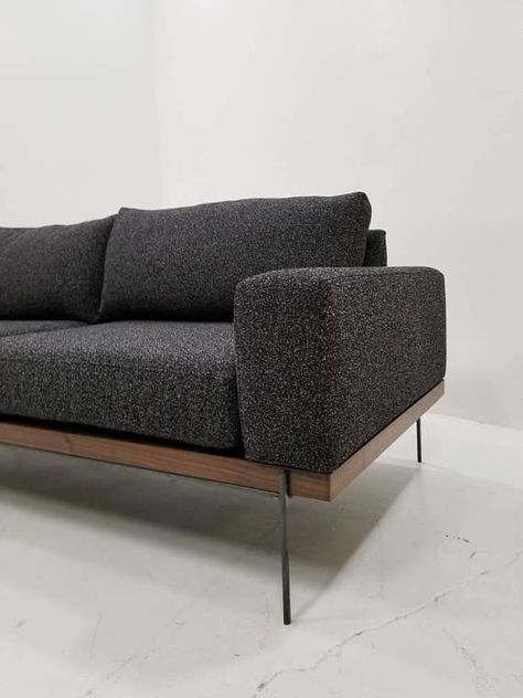 Cool Industrial Modern Mid Century Style Sofa In 2019 Sofa Pdpeps Interior Chair Design Pdpepsorg