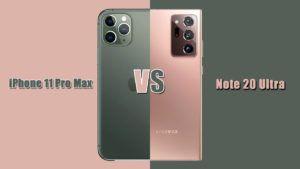 مقارنة بين ايفون 11 برو ماكس و جالكسي نوت 20 الترا صراع الهواتف الرائدة Iphone Galaxy Phone Samsung Galaxy Phone