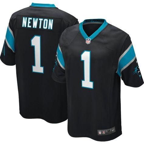 7d71ea475 Nike Boys  Home Game Jersey Carolina Panthers Cam Newton  1 ...