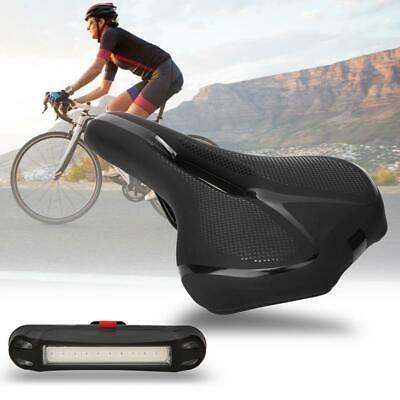 Sponsored Ebay Bicycle Saddle With Usb Tail Light Bike Saddles
