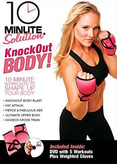 10 minute solution knockout body review