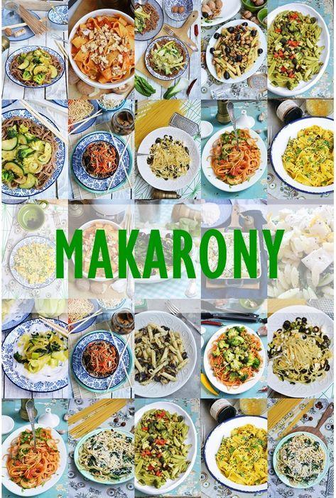 Makarony Workout Food Food Food Inspiration