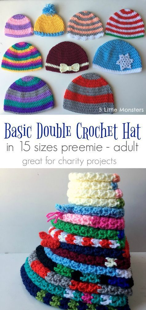 How Many Stitches Does A Premature Baby Hat Have : stitches, premature, Crochet, Stuff