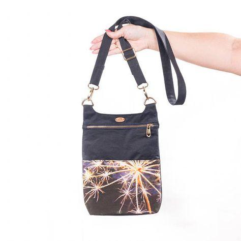 Zip CrossBody Bag