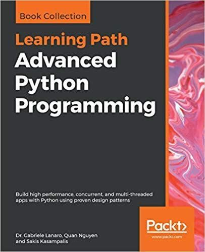 Advanced Python Programming Pattern Design Clever Design