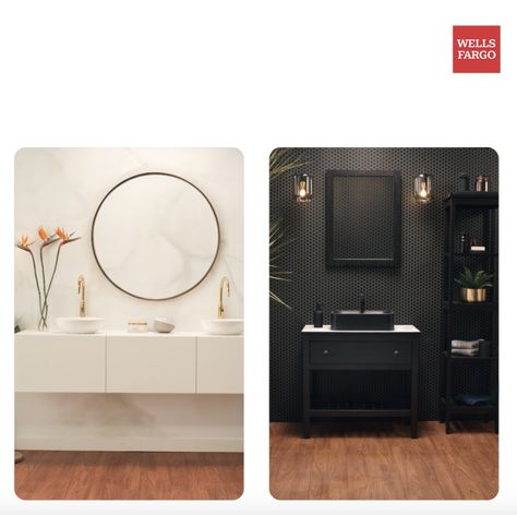 Budgeting for your dream bathroom can be easier. Talk to a Financial Health Banker for free guidance on budgeting.