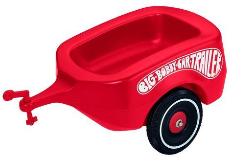 BIG® – BOBBY – CAR - TRAILER Der robuste Anhänger für alle BIG-Bobbycars