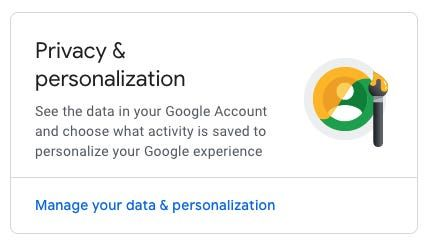 Clicking This Link Lets You See What Google Thinks It Knows About You Based On Your Search History And Some Of Its Predictions Are Eerily Accurate How To Find Out