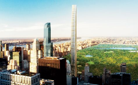 Moving Up In The World By Manhattan Skyline Supertall World