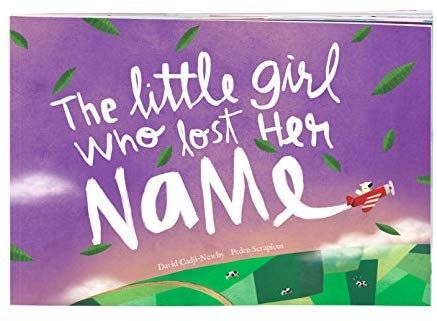 Amazon Com The Little Girl Who Lost Her Name Personalized Book For Children Wonderbly Baby Personalized Books For Kids Birthday Book Lost My Name Book