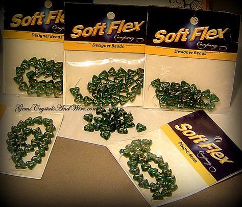 DeStash Celtic Knot Beads 5 Packs by GemsCrystalsAndWire on Etsy, $5.75