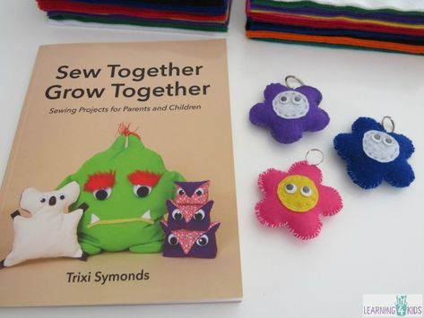 Simple and Fun Sewing Activities for Kids