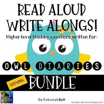 Owl Diaries Growing Bundle