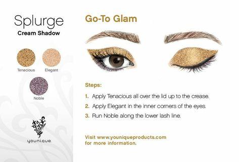 splurge Go To Glam #Younique #Splurge...