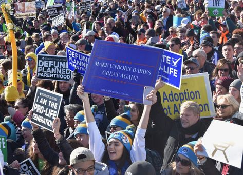 Photos The Best Signs At The 45th Annual March For Life Pro Life Life Baby Life