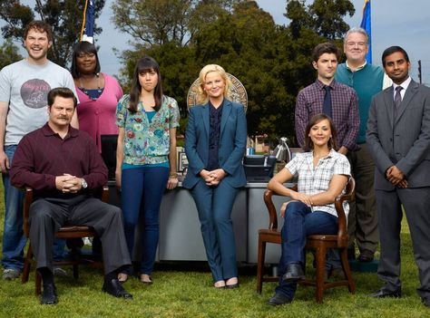 Parks and Recreation Turns 10: See the Cast Then and Now