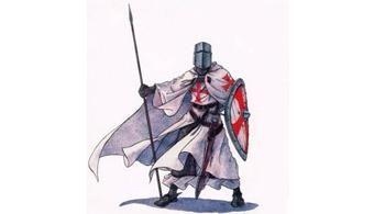 Pin De Will Adkison En Guerrero Templarios Caballeros Templarios Caballeros