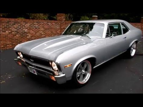 1970 Chevrolet Nova Pro Tour for sale Old Town Automobile in Maryland