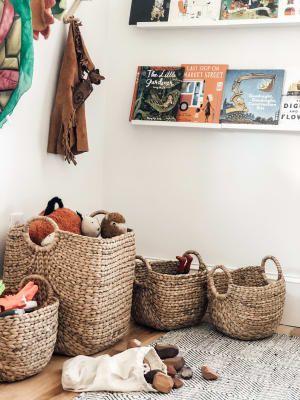 Aimee Arrow Baskets Toy Basket Stuffed Animal Storage Toy Storage Baskets