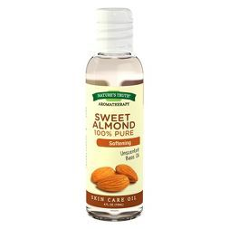 Natures Truth Sweet Almond Aromatherapy Skin Care Essential Oil 4 Fl Oz Lotion For Dry Skin Shea Moisture Products Moisturizer For Dry Skin