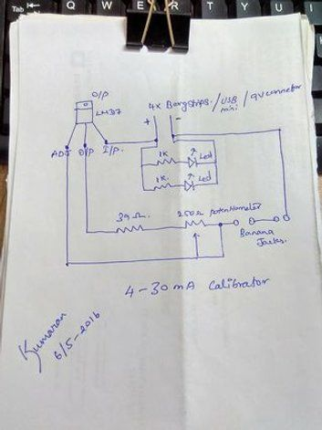 Simple 4 20ma Calibrator Simple Diy Electronics Design Challenges
