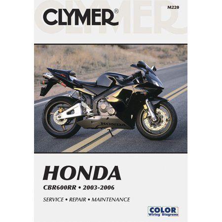 Books Honda Motorcycle Repair Manuals