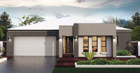 Design Eighteen Facade 2 - from the Weeks and Macklin Homes Choice ...